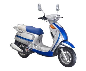 Benidorm Scooter For Hire